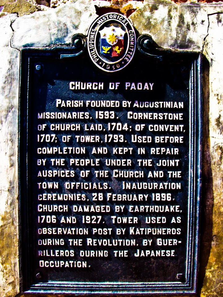 paoay church 1