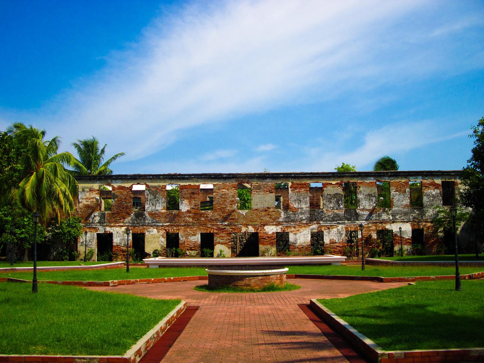At Fort Pilar Zamboanga City With Dante And Elmar Eldon