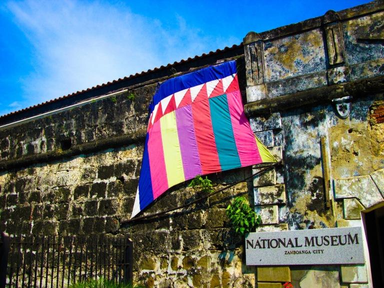 fort pilar main entrance