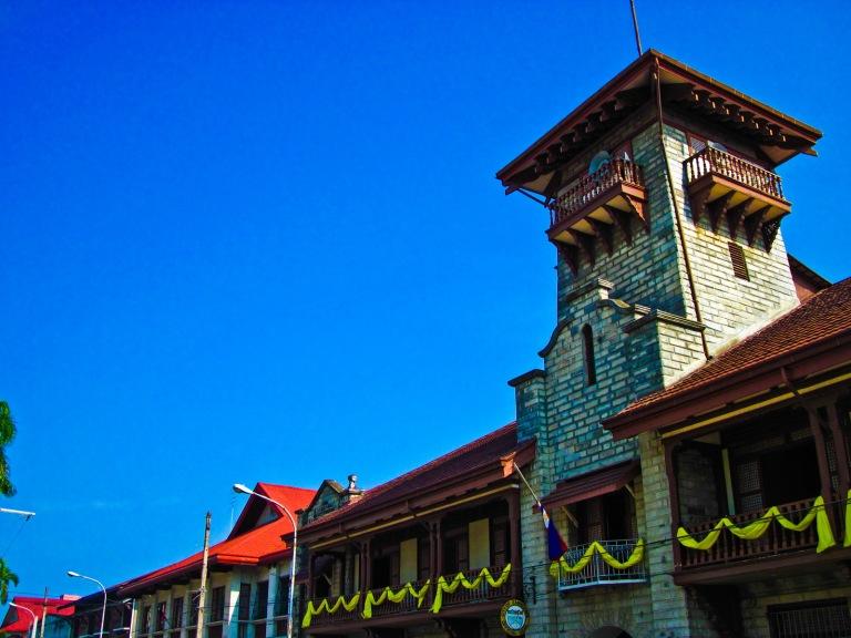 Zamboanga City Hall Side Semi Sideview