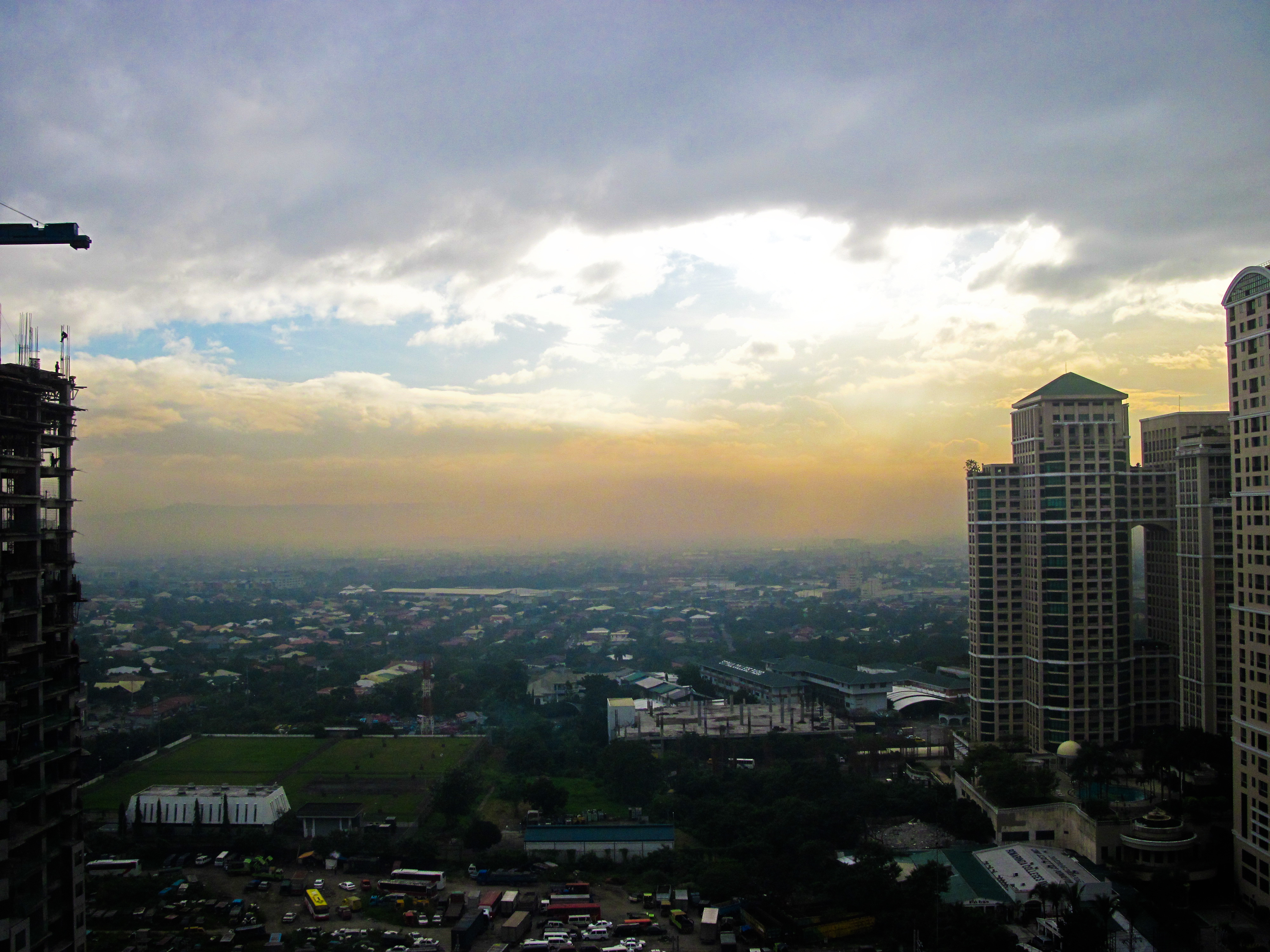 Early Morning Smog (Pollution) – Eldon B. Tenorio: My ...