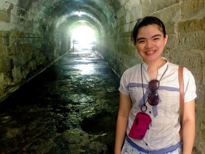 Mahal ko at the FS Tunnel