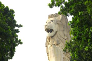 the-sentosa-merlion