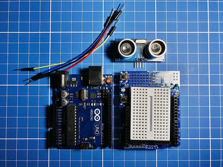Distance Sensor - 1